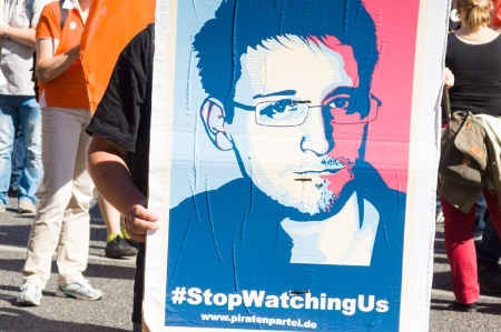 Snowden Rectorial Fight Spotlights State Spying
